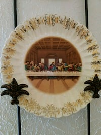 Last Supper Plate Beaumont, 77703