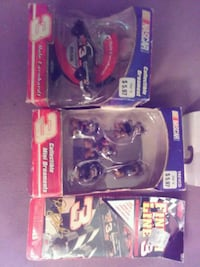 Dale Earnhardt Vintage New Ornaments and air fres  64 km
