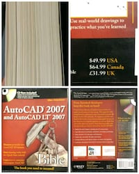 Book: AutoCAD 2007 and AutoCAD LT 2007 Bible Montreal, H4L 3M8