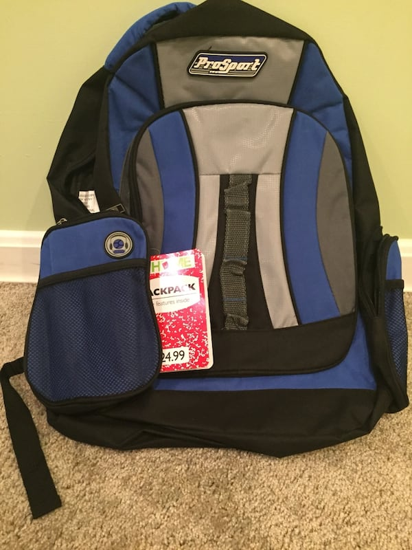 School Backpack 3