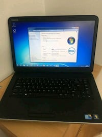 Dell HI DEF LAPTOP 500GB
