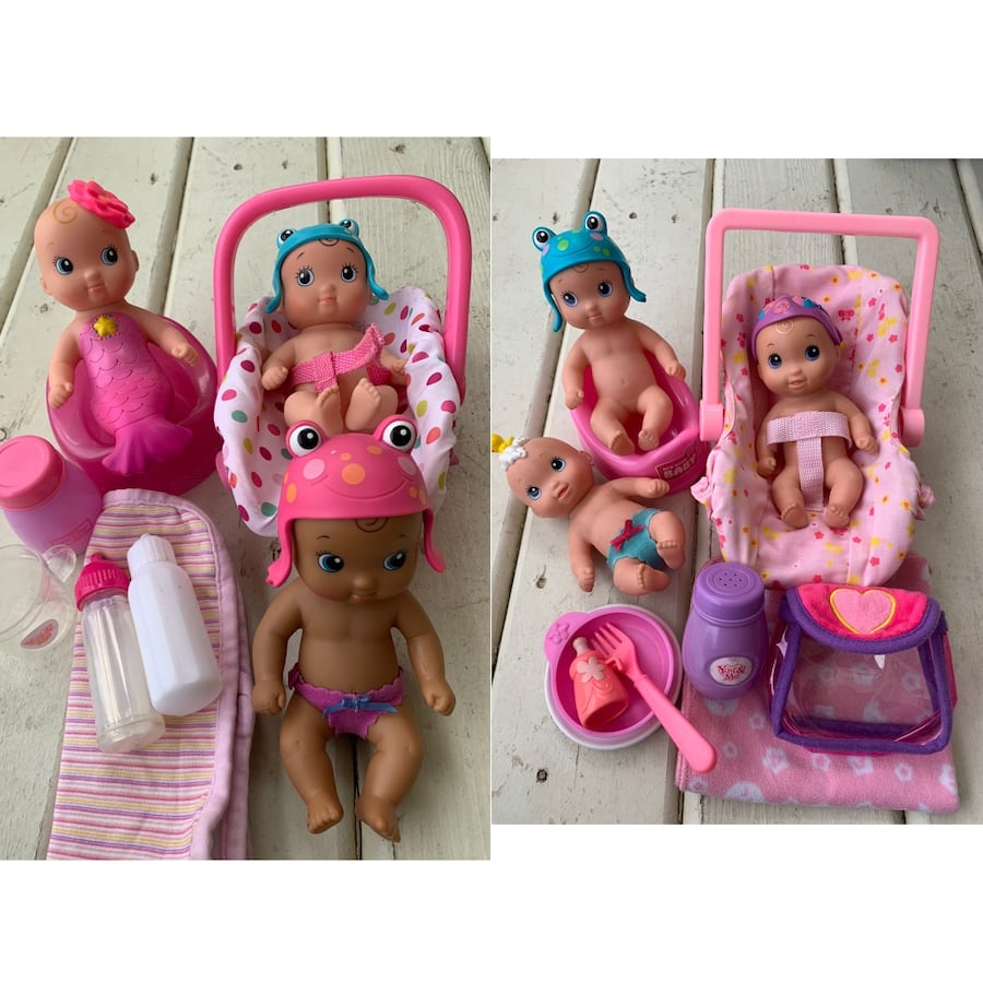 Water Baby Doll Lots