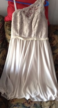 Home coming/prom dress David's bridal dress size 4 Omaha, 68130