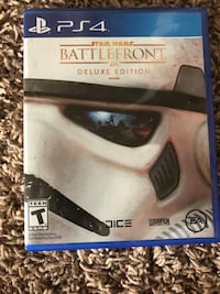 PS4 Battlefront Deluxe Edition Chantilly, 20152