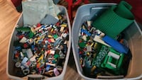 MEGA amount of Legos-2 Huge Bins San Antonio, 78223
