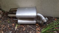 2008 ford mustang shelby cobra mufflers Concord, 94520