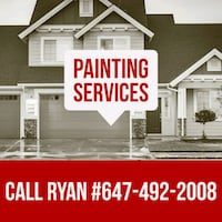 Painting and Handyman services Mississauga