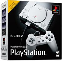 PlayStation Classic Torrance, 90504