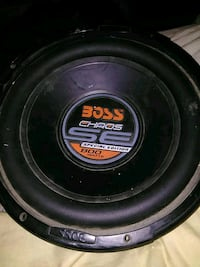 black and gray MTX Audio subwoofer Parkersburg, 26101