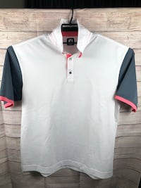 Foot Joy Short Sleeve Polo Shirt