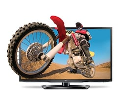 3D LG TV 42LX6500 Full HD 1080P