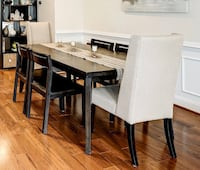 West Elm Dining Table with 4 chairs  Vienna, 22180
