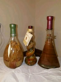 Decorative Bottle Lot