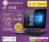 Hometech HT 101B Laptop - Tablet Aziziye, 81010