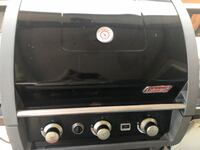 black and gray gas grill Surrey, V3S 7C7