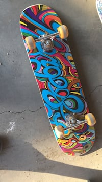 blue, red, and white skateboard Edmonton, T6X 1H6