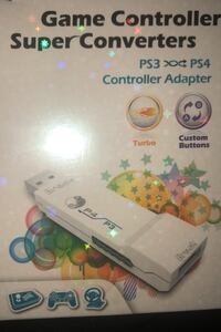 Brook PS3 to ps4 super converter  Toronto, M1P 2H8