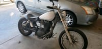 I have an 87 Suzuki savage 650 bobber for trade Easley