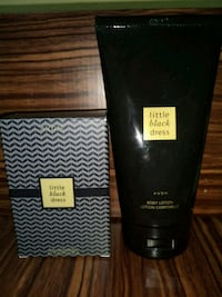 Avon little black dress 30 ml parfüm+vücut losyonu