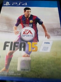 EA Sports Fifa 15 for ps4 Kitchener, N2M 4N1