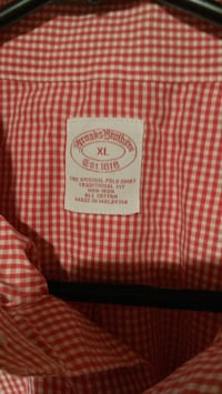 red and white plaid textile Saint Charles, 63303