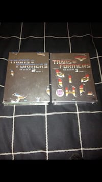 Transformers Animated Series DVD (Brand New)