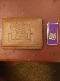 New LSU wallet and money clip! Pineville, 71360