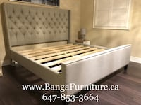 Direct Canadian Bed Frame and Mattress Factory! Mississauga, L4T 3Z4
