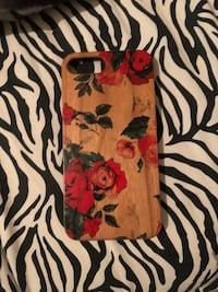 Red and black floral iphone  6plus case  Corpus Christi, 78411