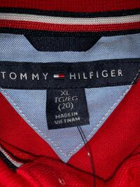 Tommy Hilfiger Polo Halethorpe, 21227