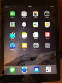 Apple iPad Air 16gb Space Gray wifi only Martinez