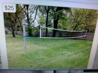 Volleyball net Niles, 49120