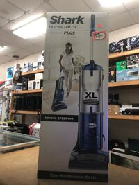 Shark Upright & Canister Upright Vacuum, Blue .... Baltimore, 21216