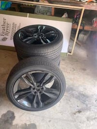 factory rims from Ford edge Plymouth, 48170