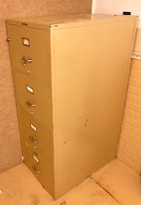 Fireproof file cabinet  Vancouver, V5R 5E3