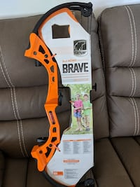 Brave Youth Compound Bow Bath Township