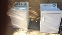 White top-load clothes washer Las Vegas, 89107