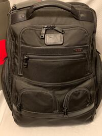 TUMI Alpha 2 Compact Laptop Backpack 23 km
