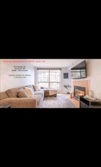 APT For Rent 1BR 1BA Vancouver