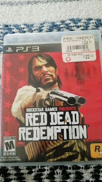 PS3 Red Dead Redemption  Winchester, 22601