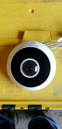 IP fish eye camera  Uniview