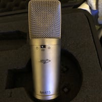 gray and black condenser microphone Lethbridge, T1J