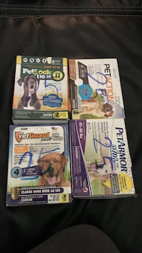 Dog Flea tick chewing lice preventives Ormond Beach, 32174