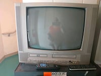 TV built in vcr and DVD player Damascus