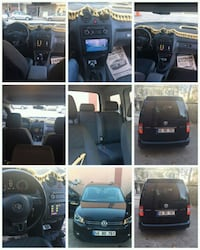 Volkswagen - Caddy - 2014 9197 km