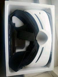 white and black VR goggles Greater London, HA2 0WG