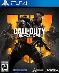 Call of duty black ops4  ps4 Concord, 94518