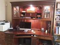 Hooker Computer Desk - Seller is motivated!! Germantown