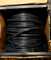 Sewell Bulk RG6+Power Siamese Cable 500 ft. Spool  Overland Park, 66212