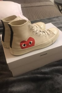 CDG converse mint Vancouver, V5P